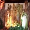 Paquera: Pesebres y Posadas en navidad