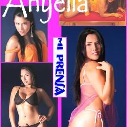 Anyella Marshelly, linda modelo colombiana