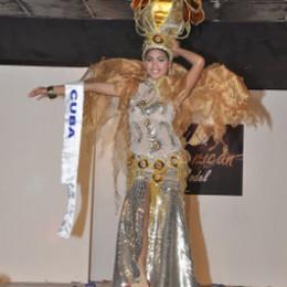 Derroche de belleza en el Latin American Model International