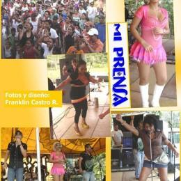 Fiestas Paquera 2009