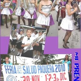 Feria de la salud Paquera 2010