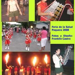 2008: Buen desfile en feria de Salud en Paquera