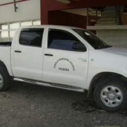 Solo para uso oficial: Concejo Municipal de Paquera, acuerda revocar uso discrecional y quitar polarizado de los vehículos municipales