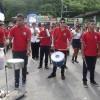 Fiestas Patrias Paquera 2012: Desfile se realizó a medias; escuela y colegio lo hicieron por separado