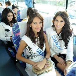 Edición 52 del Miss International 2012: Natasha Sibaja será quien represente a Costa Rica en el concurso a realizarse en Okinawa, Japón