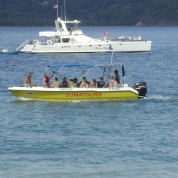 Galería fotográfica de gira a Isla Tortuga, Golfo de Nicoya, Costa Rica: Martes 20 de noviembre 2012