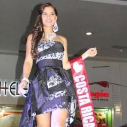 Puntarenense se destacó en México: Costarricense Yarly Marín ocupó el tercer lugar en Miss Piel Dorada Internacional 2013