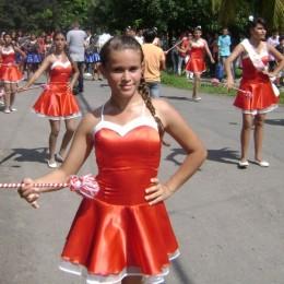 Celebraciones Patrias en Paquera: Galería fotográfica de los Desfiles del 15 de Septiembre 2013