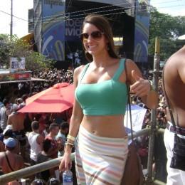 Las más bellas posaron para Mi Prensa en los Carnavales Puntarenas 2014
