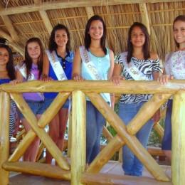 Son seis bellas chicas: Las Fiestas Paquera 2014 ya tienen candidatas