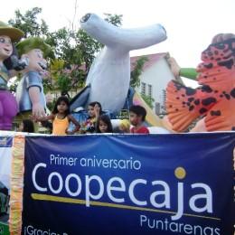 Galería fotográfica del Desfile de Carnaval Puntarenas 2014