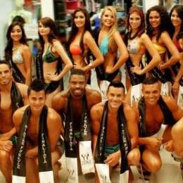 07 y 08 de marzo 2014: Final del certamen nacional Mister & Lady Forever se realizará este fin de semana en el Hotel en el Hotel Barceló Tambor Beach