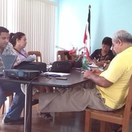 Informe de Labores de Alcides González Ordóñez, Intendente Municipal de Paquera: Período de Febrero 2013 a Marzo 2014