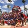 Porrismo internacional: Ticas enfrentaron dura competencia en el evento en Orlando, Florida, Estados Unidos
