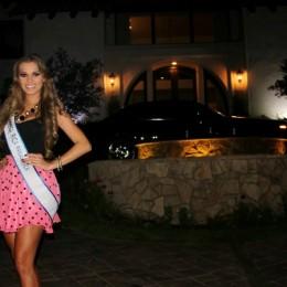 Electa en Los Ángeles, California, USA: La tica María Amalia Matamoros es la Miss Panamerican Internacional 2014