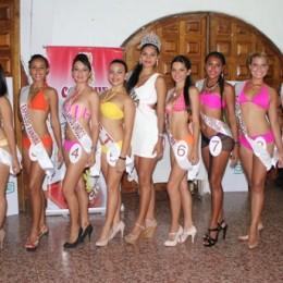 Viernes 09 de enero en el Hotel Porto Bello: Presentan a la prensa las Candidatas de los Carnavales de Puntarenas 2015
