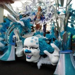 Cobertura del desfile de carnaval: Ritmo y color en Puntarenas 2015