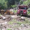 Gestión del Concejo Municipal de Cóbano: Se llevan piedra caliza de Puerto Paquera para desembocadura del río Pánica