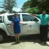 Este viernes 28 de agosto 2015: Concejo Municipal de Distrito de Paquera recibió donación de vehículo nuevo