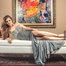 En Sanya, China: La sureña Angélica Reyes Barboza representará a Costa Rica en el Miss World 2015