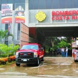 ADIP donó terreno para las instalaciones: Estación de Bomberos celebra sus 14 años en Paquera