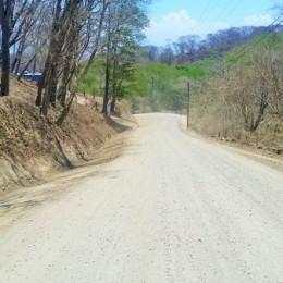 Pobladores esperan inicio del asfaltado: Publican Cartel de Licitación para la Contratación del mejoramiento y rehabilitación de la Ruta Nacional Nº 160, entre Playa Naranjo y Paquera