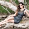 Katherine Prado Fallas representa a Costa Rica en el Miss Panamerican Internacional 2016 en Los Ángeles, California, USA