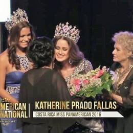 En Los Ángeles, California, USA: La tica Katherine Prado Fallas se coronó Miss Panamerican Internacional 2016