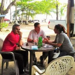 En Antena Peninsular de esta semana abordamos los temas del portón colocado por empresa privada que impide el ingreso a Playa Camarón y sobre la suspensión temporal de la construcción de aceras en el centro de Paquera