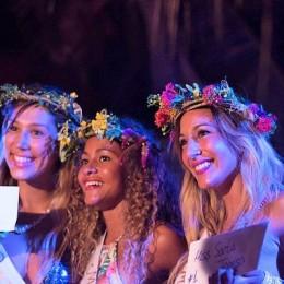 La chica es argentina y reside en la zona: Cindy Domínguez es Miss Santa Teresa 2017