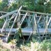 Sufrió daños esta semana: Se espera que este martes 14 de febrero 2017 se intervenga puente de Valle Azul de Paquera