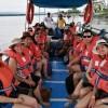 Por ausencia de ferry: Desde este martes 29 de agosto 2017 inicia el servicio temporal de lanchas entre Puntarenas – Paquera y viceversa