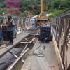 Colocan rampa y servicio de ferry a Paquera podría rehabilitarse antes de lo previsto: Aún faltan algunos ajustes, la inspección del MOPT y las pruebas respectivas