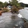 El mar avanza hacia la costa: Vecinos de Pochote de Paquera en Puntarenas preocupados por la desaparición de su playa