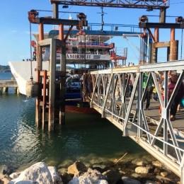 Consejo Territorial Peninsular pide explicaciones al MOPT relacionadas con el servicio de ferry entre Puntarenas y Paquera: Situación de retraso de ingreso del Tambor 2 generó mucha molestia en los usuarios