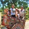 Fiestas Paquera 2018: Boyeros desfilaron la tarde de este domingo por las calles de Paquera
