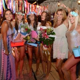 Evento en Banana Beach: Rebecca Pérez es Miss Santa Teresa 2018