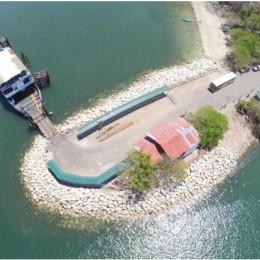 Del martes 27 de febrero y hasta el jueves 08 de marzo 2018 inclusive: Servicio de ferry entre Playa Naranjo y Puntarenas suspendido diez días por sustitución de rampa y duques de izaje en Playa Naranjo