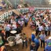 Una recepción de lujo en el Tope de las Fiestas Cóbano 2018
