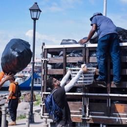 EN DÍA MUNDIAL DE LOS OCÉANOS PUNTARENAS DICE NO AL PLÁSTICO: Instituciones y miembros de la comunidad porteña realizaron jornada de voluntariado en Refugio de Vida Silvestre Isla San Lucas
