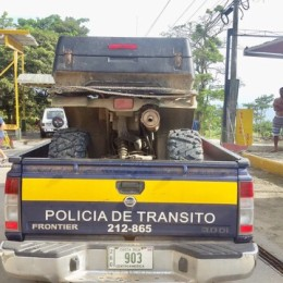 En operativos en Paquera, Cóbano y Santa Teresa, se detuvieron siete motocicletas y se realizaron 42 boletas por diferentes infracciones a la Ley de Tránsito