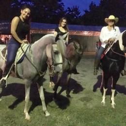 Sábado 21 de julio 2018: Galería de fotos y nota de la cabalgata del Turno con novillada a beneficio de la Cruz Roja de Paquera