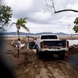 Inspección la tarde del jueves 26 de julio 2018: Encargado del Departamento de Zona Marítima Terrestre del Concejo Municipal de Paquera informó que no existen obstáculos para el acceso a la playa en Pochote