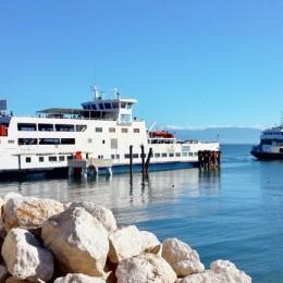 Por falla mecánica en el San Lucas se suspendió este jueves 02 de agosto 2018 el servicio de ferry entre Puntarenas y Playa Naranjo: El San Lucas 2 se encuentra en mantenimiento preventivo y se espera restablecer con el primero que logren habilitar