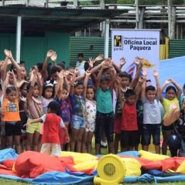 En el inicio de la Semana Cívica 2018: Galería fotográfica de la Celebración del Día del Niño en Paquera