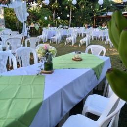 Crónica social de la boda de Javier Rojas y Jennifer Miranda: Todas las solteras querían el bouquet, pero a la liga le salieron corriendo todos los solteros presentes