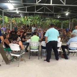 Lunes 18 de febrero 2019: Sesión Municipal en San Rafael de Paquera terminó con los ánimos caldeados y fuertes enfrentamientos verbales
