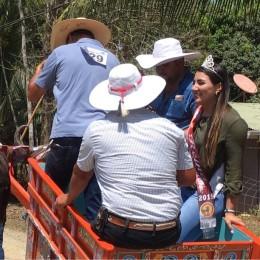 Domingo 17 de febrero: Galería fotográfica y nota del Desfile de Boyeros de los Festejos Peninsulares Cóbano 2019