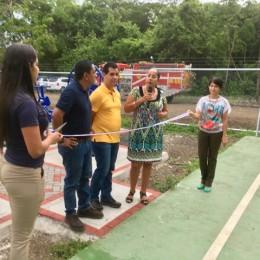 Paquera con Parque Biosaludable: Es un espacio público para la actividad física ubicado frente a las instalaciones del Concejo Municipal de Paquera