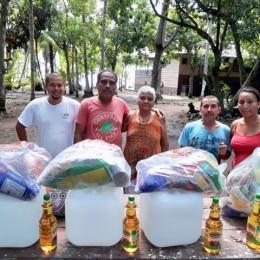 Informe de Comité Municipal de Emergencias: Tras afectación climática en la última semana de mayo 2019 se distribuyeron 369 víveres en los lugares más afectados del distrito de Paquera